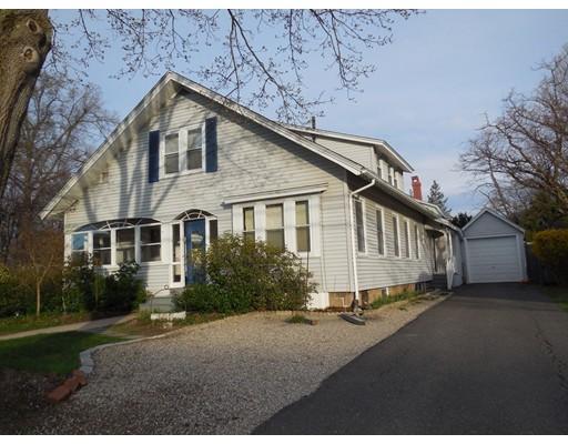 Single Family Home for Sale at 312 Main Street Easthampton, Massachusetts 01027 United States