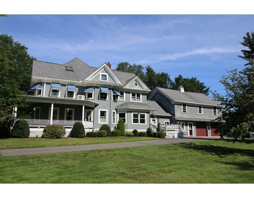 Частный односемейный дом для того Продажа на 59 Sugarloaf Street Deerfield, Массачусетс 01373 Соединенные Штаты