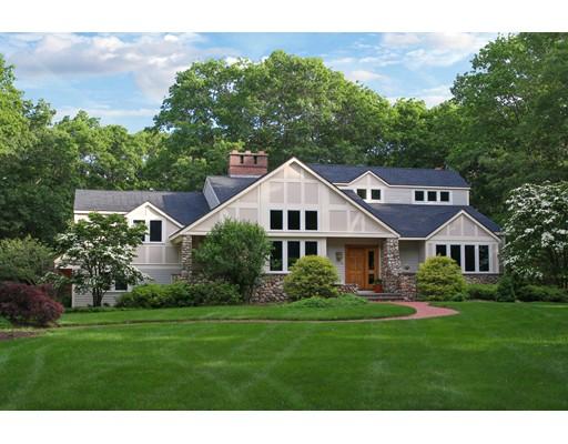 独户住宅 为 销售 在 204 Caterina Heights 康科德, 马萨诸塞州 01742 美国