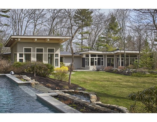 Single Family Home for Sale at 50 Meadowbrook Road Weston, Massachusetts 02493 United States