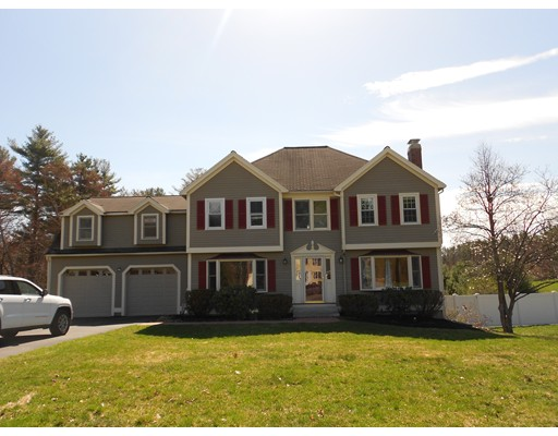 Single Family Home for Rent at 3 Indigo Lane Westford, Massachusetts 01886 United States