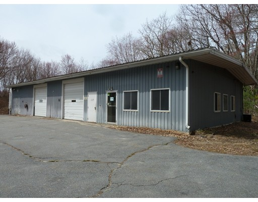 Comercial por un Alquiler en 80 Littlefield Road Boxborough, Massachusetts 01719 Estados Unidos