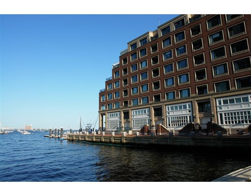 Single Family Home for Rent at 20 Rowes Wharf Boston, Massachusetts 02110 United States