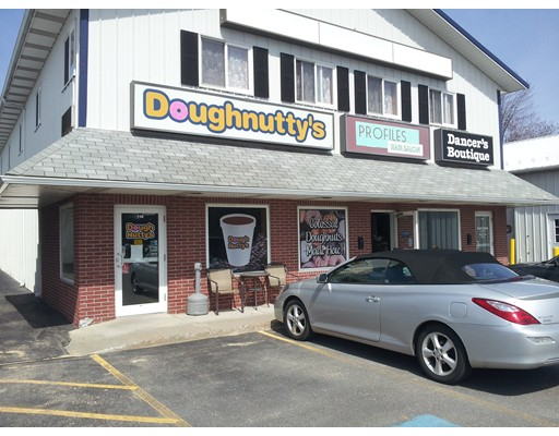 Commercial for Rent at 139 John Fitch Hwy 139 John Fitch Hwy Fitchburg, Massachusetts 01420 United States