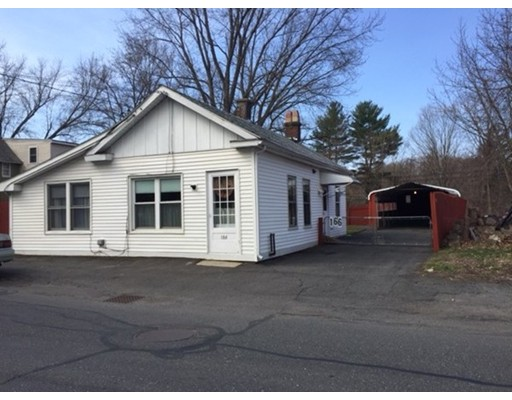 Single Family Home for Sale at 166 Hope Street 166 Hope Street Greenfield, Massachusetts 01301 United States
