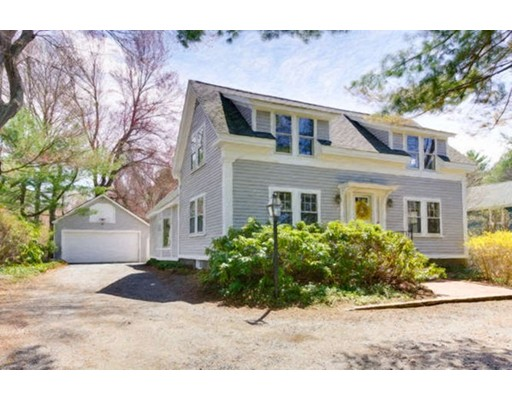 Single Family Home for Sale at 123 Commonwealth Road Wayland, Massachusetts 01778 United States