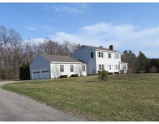 Single Family Home for Sale at 505 Lampblack Road Greenfield, Massachusetts 01301 United States