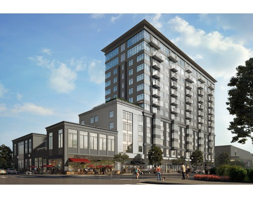 Condominium for Sale at 375 Canal Street Somerville, Massachusetts 02145 United States