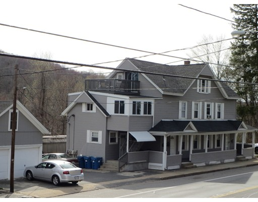 Multi-Family Home for Sale at 1528 N Main Street Palmer, Massachusetts 01069 United States