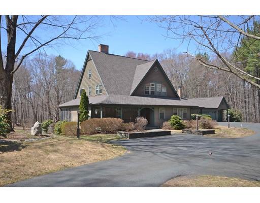 Casa Unifamiliar por un Venta en 48 Amherst Road Leverett, Massachusetts 01054 Estados Unidos