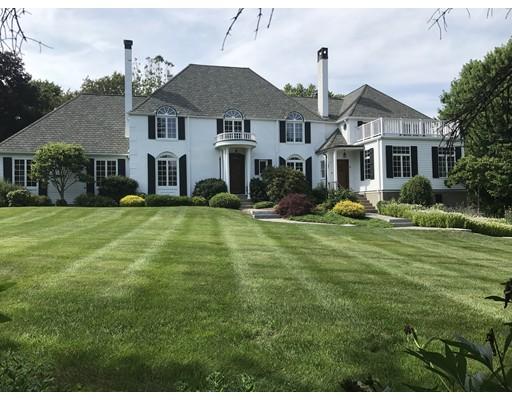 Частный односемейный дом для того Аренда на 105 Haven Street 105 Haven Street Dover, Массачусетс 02030 Соединенные Штаты