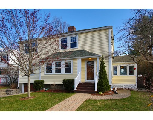 Single Family Home for Sale at 55 Bay State Road Arlington, Massachusetts 02474 United States