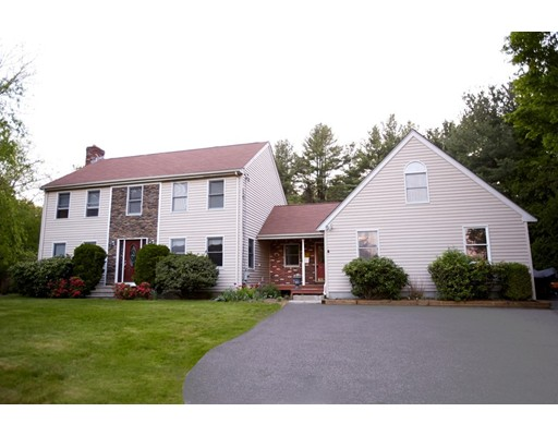 Casa Unifamiliar por un Venta en 431 East Street Wrentham, Massachusetts 02093 Estados Unidos