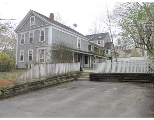 Многосемейный дом для того Продажа на 53 School Street Merrimac, Массачусетс 01860 Соединенные Штаты