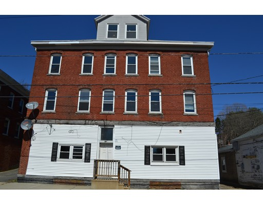 Multi-Family Home for Sale at 18 North Street Warren, Massachusetts 01083 United States