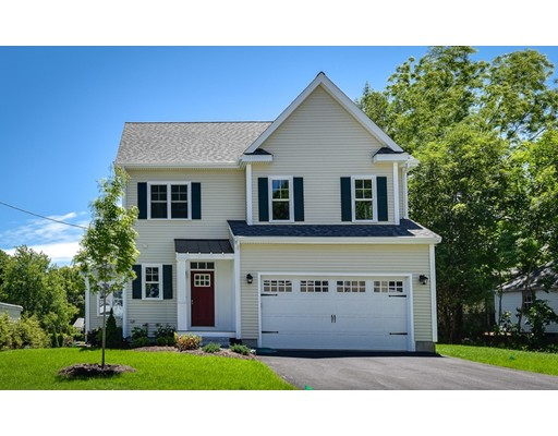 Single Family Home for Sale at 13 EAST STREET Natick, Massachusetts 01760 United States