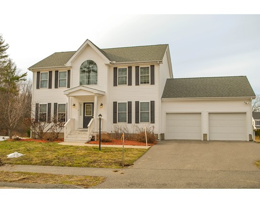 Single Family Home for Sale at 3 CIDER COURT 3 CIDER COURT Shirley, Massachusetts 01464 United States