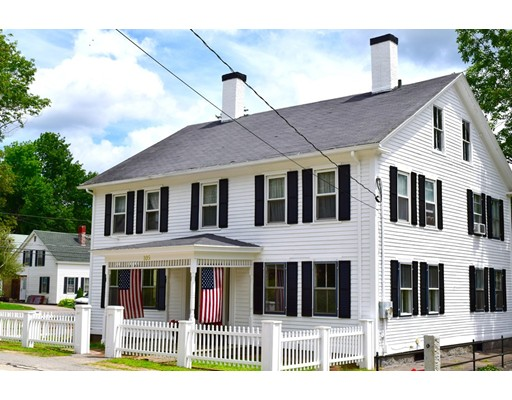 Casa Unifamiliar por un Venta en 105 South Street Barre, Massachusetts 01005 Estados Unidos