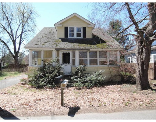 Single Family Home for Sale at 49 James Street Agawam, Massachusetts 01030 United States