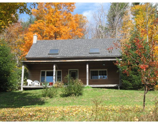 Single Family Home for Sale at 145 Leshure Road Rowe, Massachusetts 01367 United States