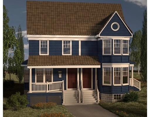 Maison unifamiliale pour l Vente à 98 Waumbeck Street 98 Waumbeck Street Boston, Massachusetts 02121 États-Unis