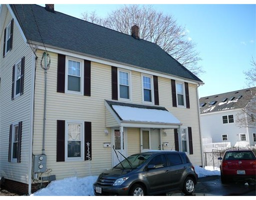 Single Family Home for Rent at 6 Park Street Place Arlington, Massachusetts 02054 United States
