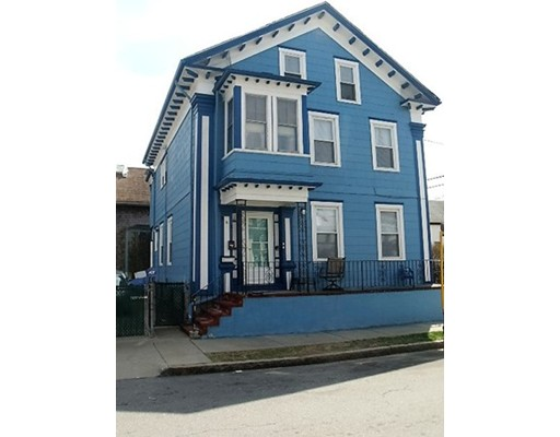 Multi-Family Home for Sale at 242 Maxfield Street New Bedford, Massachusetts 02740 United States