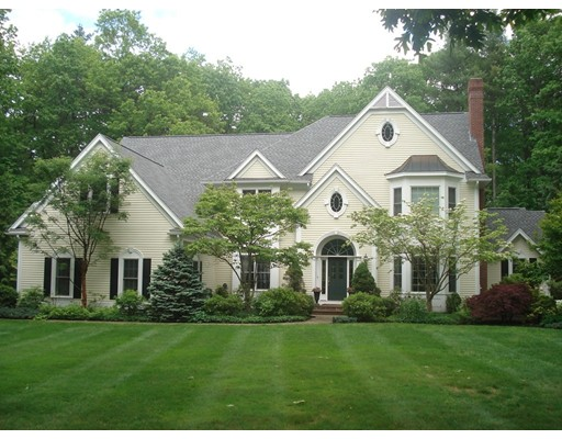 167 FOX RUN ROAD, Bolton, MA 01740