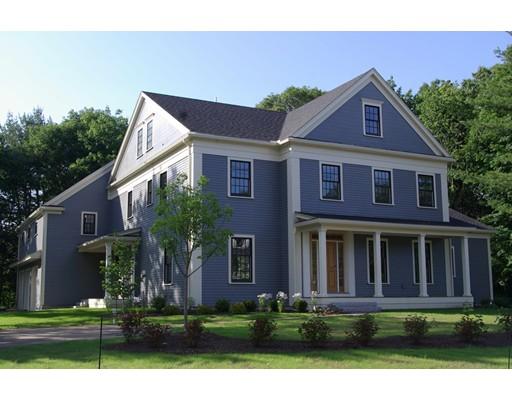 Maison unifamiliale pour l Vente à 180 Grant Street Lexington, Massachusetts 02420 États-Unis