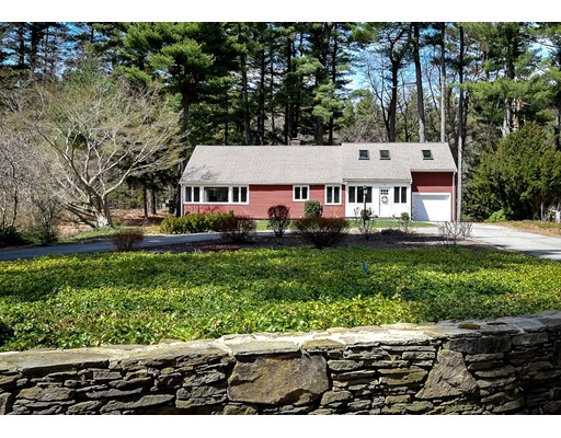 Single Family Home for Sale at 45 Oak Knoll Road Natick, Massachusetts 01760 United States