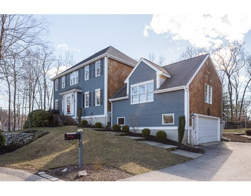 Single Family Home for Sale at 30 Chelsey Way Weymouth, Massachusetts 02190 United States
