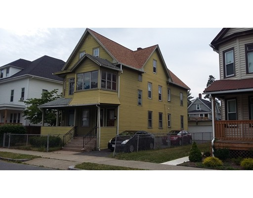 98-100 Beaumont St, Springfield, MA 01108