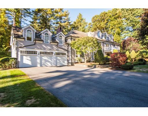 独户住宅 为 出租 在 73 Pheasant Landing Road Needham, 马萨诸塞州 02492 美国