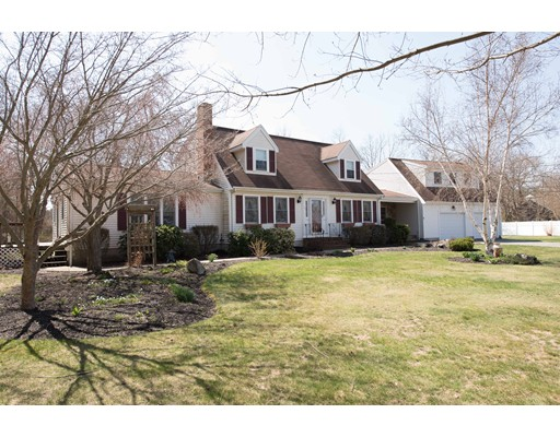Casa Unifamiliar por un Venta en 9 Oakdale Farm Road Whitman, Massachusetts 02382 Estados Unidos