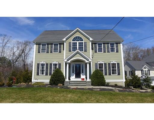 Single Family Home for Sale at 28 Lois Attleboro, Massachusetts 02073 United States