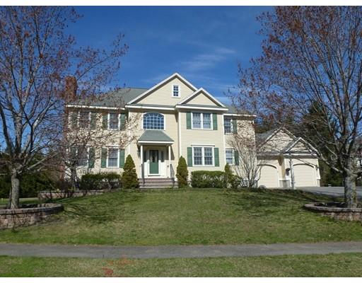 Частный односемейный дом для того Продажа на 5 Gooseneck Lane Westford, Массачусетс 01886 Соединенные Штаты