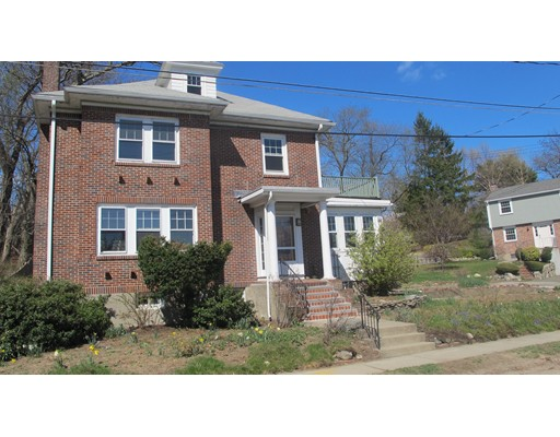 Single Family Home for Sale at 1 Arden Road Watertown, Massachusetts 02472 United States