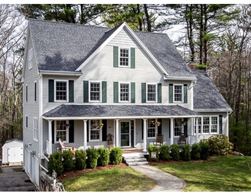 Single Family Home for Sale at 89 Pineswamp Road Ipswich, Massachusetts 01938 United States