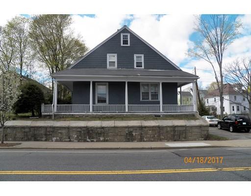 Casa Multifamiliar por un Venta en 459 Washington Street Norwood, Massachusetts 02062 Estados Unidos