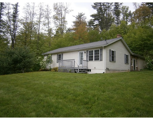 Single Family Home for Sale at 34 Pine Eden Road Rindge, New Hampshire 03461 United States
