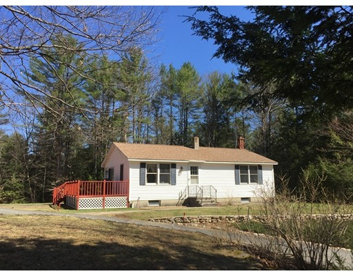 Single Family Home for Sale at 137 Warwick Road Royalston, Massachusetts 01368 United States