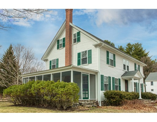 Single Family Home for Sale at 160 crescent Stow, Massachusetts 01775 United States