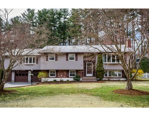 独户住宅 为 销售 在 13 Purcell Drive Chelmsford, 马萨诸塞州 01824 美国