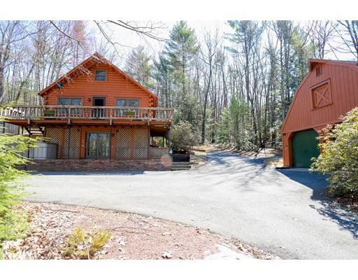 Casa Unifamiliar por un Venta en 35 Orange Road New Salem, Massachusetts 01355 Estados Unidos