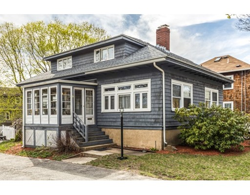 Single Family Home for Sale at 10 Lowell Street Beverly, Massachusetts 01915 United States