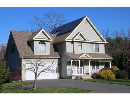 Single Family Home for Sale at 443 East Street Easthampton, Massachusetts 01027 United States