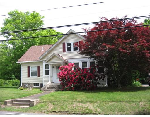 独户住宅 为 销售 在 103 North Worcester Street Norton, 马萨诸塞州 02766 美国