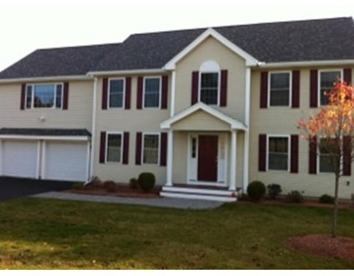 Частный односемейный дом для того Аренда на 12 Sutherland Way Nashua, Нью-Гэмпшир 03062 Соединенные Штаты