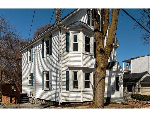 Single Family Home for Sale at 19 Pinedale Road Boston, Massachusetts 02131 United States