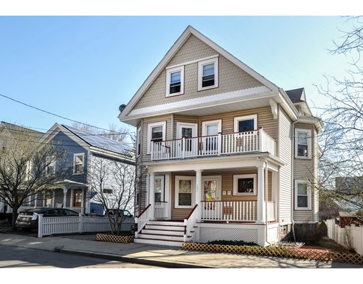 Multi-Family Home for Sale at 154 Poplar Street Boston, Massachusetts 02131 United States